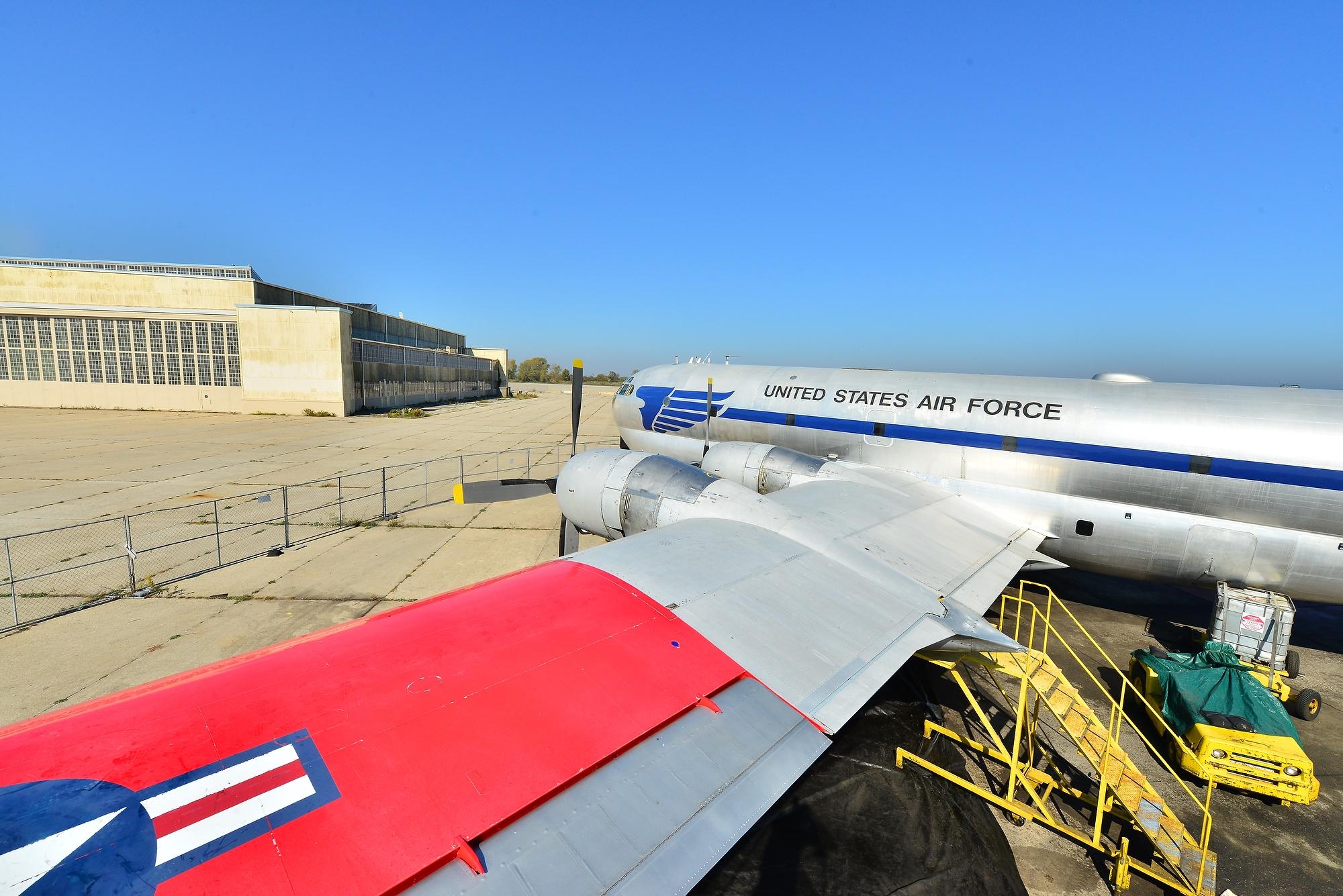 Lincoln Air Base Tour