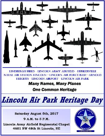 The Lincoln AFB Legacy Project